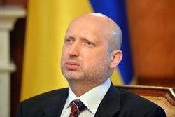 Турчинов заявил о полном перекрытии сухопутной границы с Россией