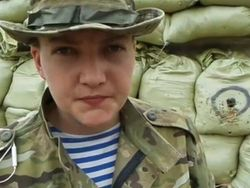 В РФ допустят консула к Савченко