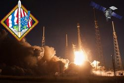 SpaceX успешно провела свой первый запуск ракеты в 2014 году