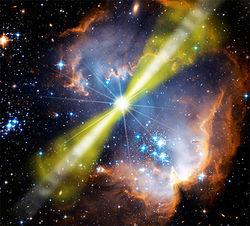 Самый яркий гамма-всплеск из глубин космоса - что удивило ученых