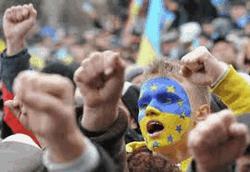 Евромайданы собирают миллионы украинцев