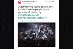 Хакеры взломали официальный Twitter полиции Дубая