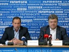 Николай Томенко вошел в предвыборную команду Порошенко