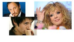 Пугачева и Стас Михайлов остаются самыми популярными звездами шоу-бизнеса в Интернете
