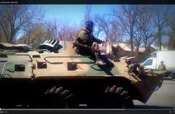 Армия РФ движется с Ростова к границе с Украиной