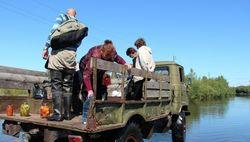 В Комсомольске-на-Амуре возможен скачкообразный подъем воды – МЧС