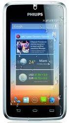 Philips Xenium W3568 будет стоить в России меньше 5000 рублей