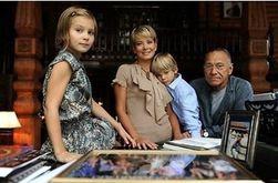 Дочь Кончаловского лечат по той же методике, что и Шумахера