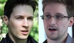 Сноуден остается в тени и не принимает предложение Вконтакте
