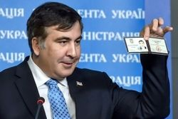 Саакашвили грозит уволить высокопоставленных чиновников в Одесской области