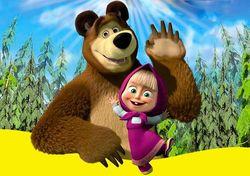 Мультику «Маша и Медведь» суждено стать классикой – Animation Magazine