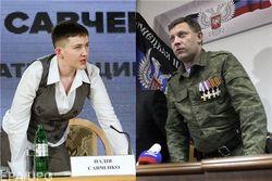 Как Кремль использует «фактор Савченко» в своей политике по Донбассу