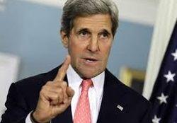 Госсекретарь США Джон Керри летит в Киев