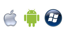 Android и Windows Mobile названы самыми популярными ОС смартфонов в Интернете