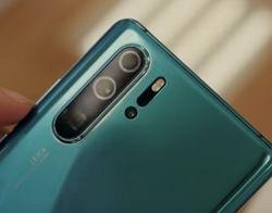 Представлены Huawei P30 и P30 Pro: что и почем
