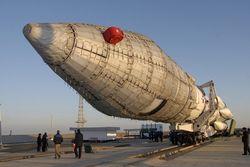 Роскосмос провел первый коммерческий запуск ракеты-носителя