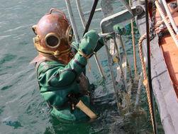 Поднимать затонувшую у берегов Крыма подлодку Щ-216 опасно из-за торпед