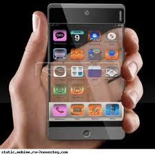Через пару лет Apple может представить «прозрачный» iPhone