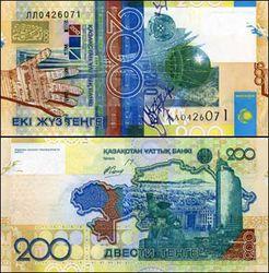 Курс тенге несколько укрепился к евро и иене
