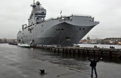 Конгрессмены США призывают НАТО предотвратить реализацию сделки РФ и Франции по «Мистралям»
