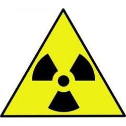 С территории РФ в Крым отправили груз со знаком «Ядерная опасность»