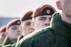 С кем будет воевать Национальная гвардия России?