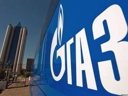 Акции «Газпрома» на Московской бирже сегодня днем ушли в минус