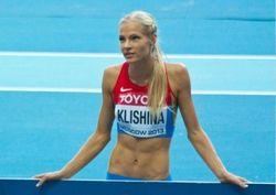 Допущенная к Олимпиаде российская легкоатлетка Клишина отстранена