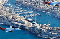 Увеличение пассажиропотока на Мальту отражает растущий интерес к стране