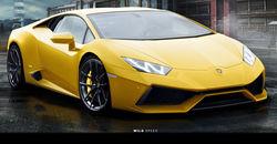 В Индии служащий отеля разбил Lamborghini за миллион