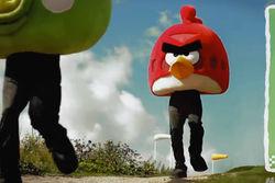 В новой компьютерной игре Angry Birds займутся картингом