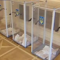 Как украинцы голосуют за рубежом