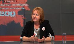 Россиян отправили на Донбасс на «мясо» - Васильева