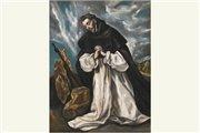Картина Эль Греко была продана на Sotheby's за рекордные 14 млн. долл
