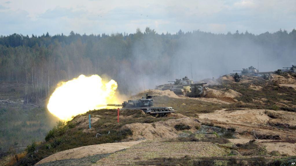 15августа вБеларусь начнут прибывать русские войска 1