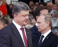 Порошенко намерен достичь «прогресса» по газу с Путиным