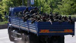 Эксперт: на востоке Украины больше оружия, чем сепаратистов