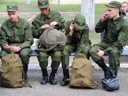 В Украине может быть 10 тысяч солдат РФ – Комитет солдатских матерей России