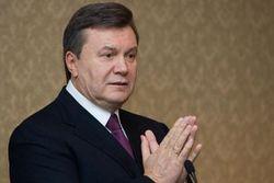Сейчас не время проводить референдум - Янукович