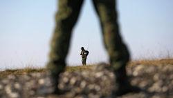 США: около 2 тыс. военных РФ остаются пока у границы с Украиной