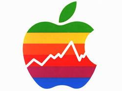 После презентации новых моделей iPhone акции Apple потеряли 2,3 процента