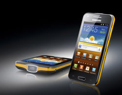 Samsung представила смартфон GALAXY Beam 2 со встроенным проектором