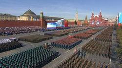 Суть Дня Победы не в грубой силе, которую демонстрирует Путин – Times
