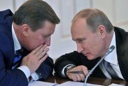 Отправив Иванова в отставку, Путин скопировал Сталина
