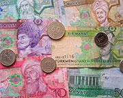В Туркменистане ограничили снятие наличных со счета 3 тыс. долларов в месяц