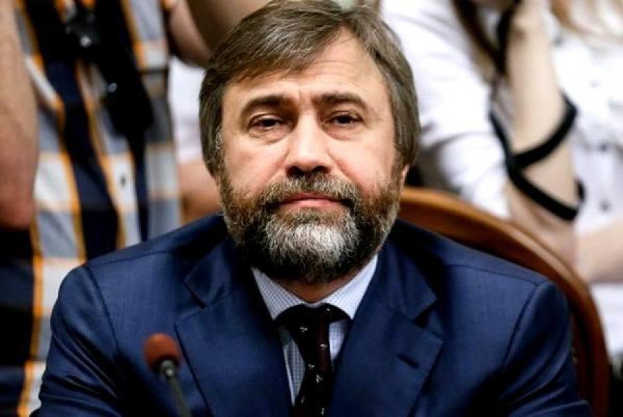 Новинский объявил, что небудет покидать Украинское государство вслучае лишения его неприкосновенности