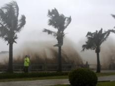 Порывы ветра превышали 200 километров в час