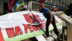 Местные жители Донбасса поддерживают террористов – Турчинов