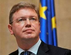 Делегация во главе с Фюле прибудет в Киев 25 марта
