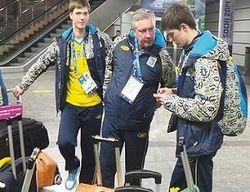Проколы Сочи-2014: Олимпийцев Украины не встретили в аэропорту
